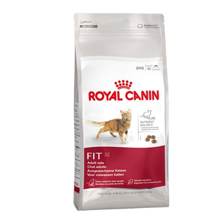 Thức ăn khô cho mèo Royal Canin Fit 32