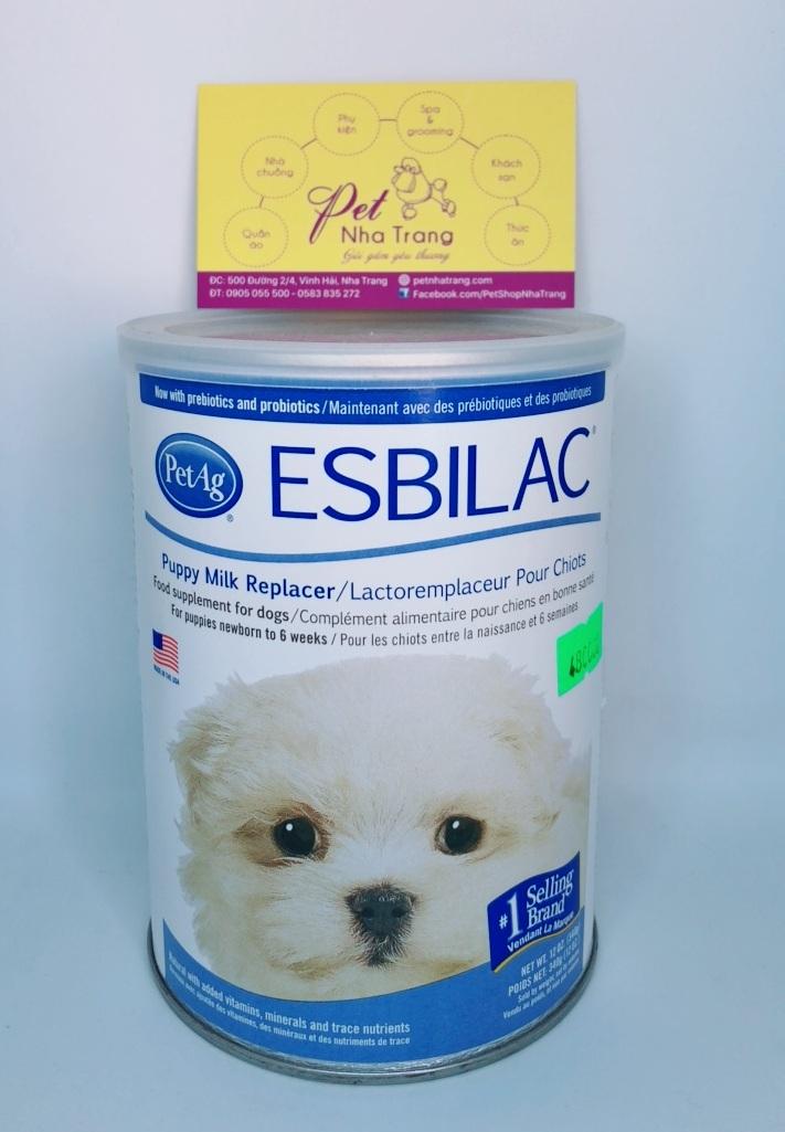 Sữa Esbilac dành cho chó mèo