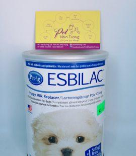 Sữa bổ sung chất dinh dưỡng cho chó mèo Esbilac Pet Nha Trang