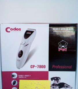 Tông đơ cho chó mèo Codos CP 7800 Pet Nha Trang
