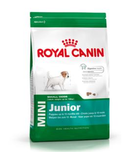 Thức ăn khô Royal Canin Mini Junior - Pet Nha Trang