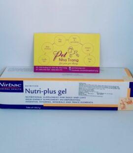 Gel dinh dưỡng cho chó mèo Nutri-plus Gel