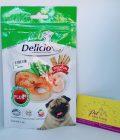 Snack ăn vặt cho chó  Delicio Pet Nha Trang