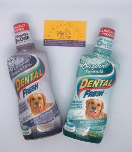 DENTAL Fresh Dung dịch thơm miệng và trắng răng cho chó Pet Nha Trang