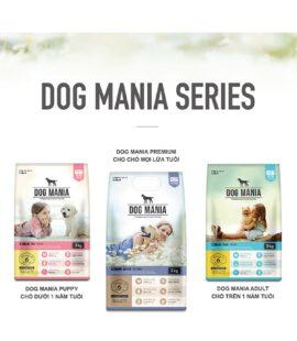 Thức ăn cho dòng chó nhỏ Dog Mania Adult Pet Nha Trang