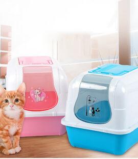 Nhà Vệ Sinh Mèo Vuông Pet Nha Trang Pet Nha Trang