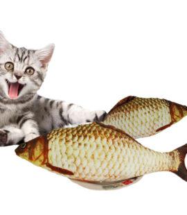 Đồ Chơi Cá Chép Cho Chó Mèo Pet Nha Trang