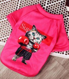 Áo Thun Cho Chó Mèo Pet Nha Trang