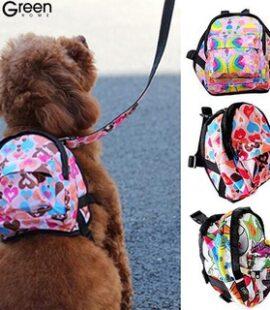 Balo đeo lưng cho chó, mèo Pet Nha Trang