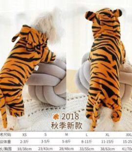 Jum cọp vằn cho chó, mèo Pet Nha Trang
