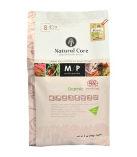 Thức ăn không ngũ cốc cho chó Nature Core Eco8 M/P