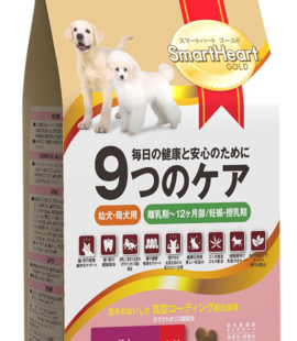 Thức ăn SmartHeart Gold cho chó mẹ mang thai và chó con