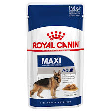 Pate cho chó Royal Canin maxi adult pet nha trang
