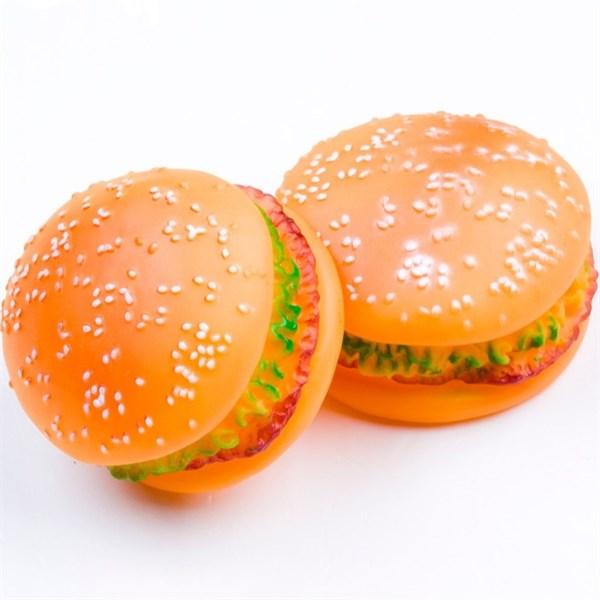 Đồ chơi cho chó, mèo hình bánh hamburger