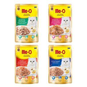 Pet Cho Mèo MeO Delight 70g