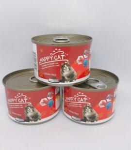 Pate Lon HappyCat Cho Mèo 160g