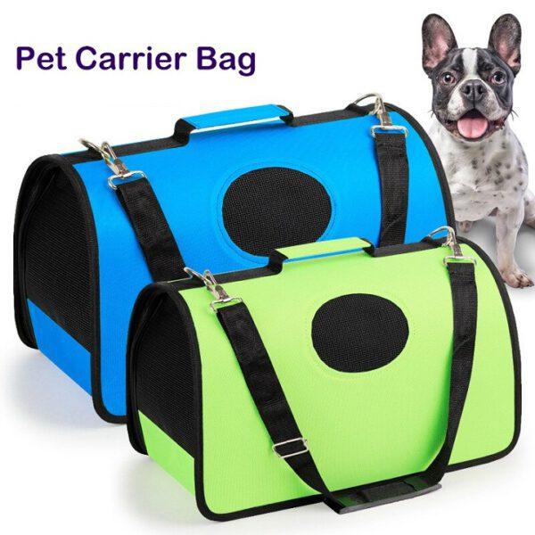 Túi màu dạ quang cho chó, mèo