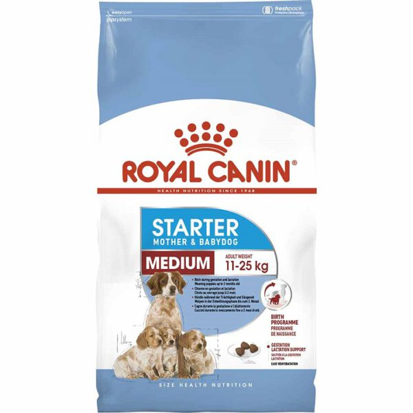 Royal Canin Medium Starter Mother BabyDog 1kg
