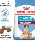 Royal Canin Medium Starter Mother BabyDog 1kg 1