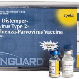 Vaccine cho chó 5 bệnh Vanguard Plus 5